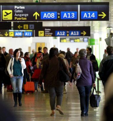 Im Februar 2016 waren am Flughafen Palma 13,3 Prozent mehr Passagiere unterwegs als im Vergleichsmonat des Vorjahres.