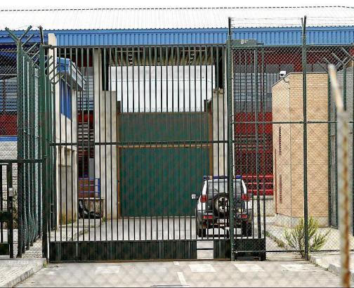 """Das Gefängnis in Palma de Mallorca hat mit einer """"Überbelegung"""" von inhaftierten Polizeibeamten zu kämpfen."""