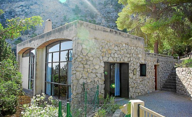 Eine der Immobilien, die auf den Balearen zu finden sind.