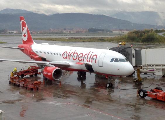 Steht Air Berlin auf Mallorca schon wieder im Regen?