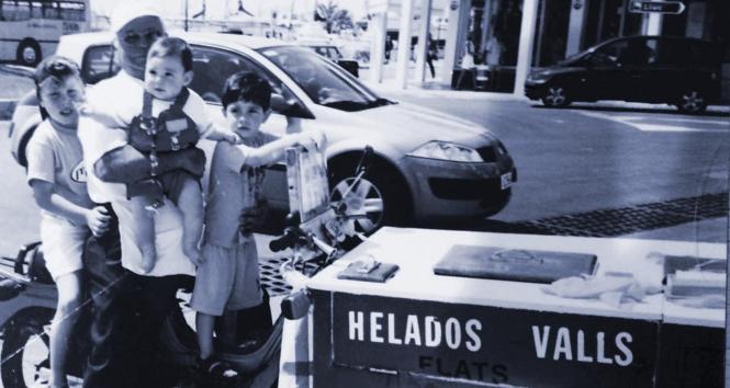 Die Eisdiele in Port de Pollença hat eine lange Tradition.
