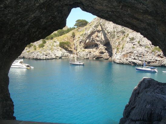 Sa Calobra zählt zu den beliebtesten Ausflugspunkten der Insel