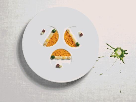 """Im """"Bou"""" wird der Besucher auf eine kulinarische Reise geschickt."""