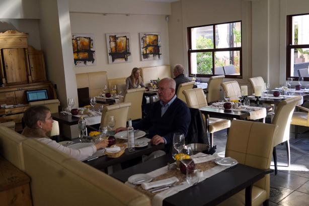 Im Urbano in Port d'Andratx kocht der Deutsche Jens Krumbiegel.
