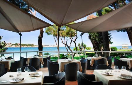 Saisonale Küche mit ökologischen Produkten von der Insel gibt es im Arells by Marga Coll im Melià de Mar.