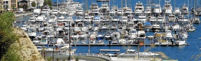 Neben den Hauptmonaten Juli und August ist auch im Juni und September die Nachfrage nach luxuriösen Schiffen auf Mallorca in die