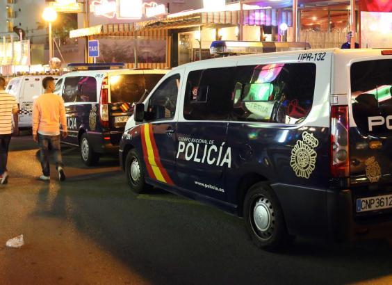 Insgesamt vier Personen wurden bei der Razzia in El Arenal am vergangenen Donnerstag festgesetzt.