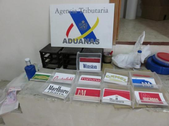 Die Tabakhändler haben sich auf die Fälschung bekannter Zigarettenmarken spezialisiert.