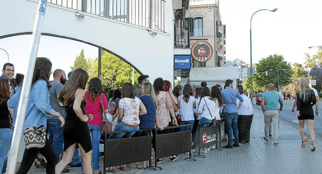 """In der Zone des """"Tardeo"""" in Palma de Mallorca wurden die meisten Beschwerden wegen Lärmbelästigung registriert."""