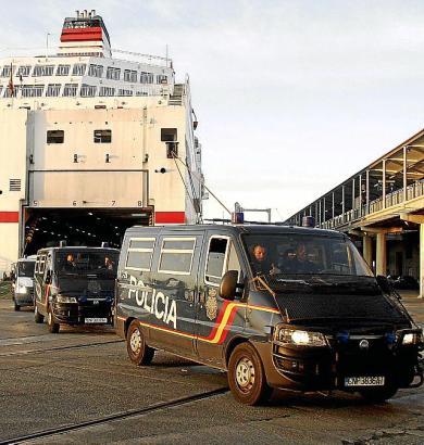 Wie im Vorjahr kommt auch diesen Sommer Polizeiverstärkung vom Festland nach Palma.