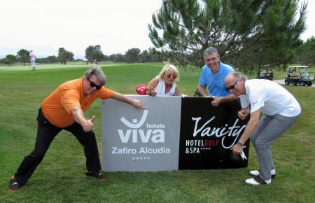 MM-Frühlings-Cup 2016 powered by Hotels Viva in Alcanada: Der Tag auf dem Golfplatz.