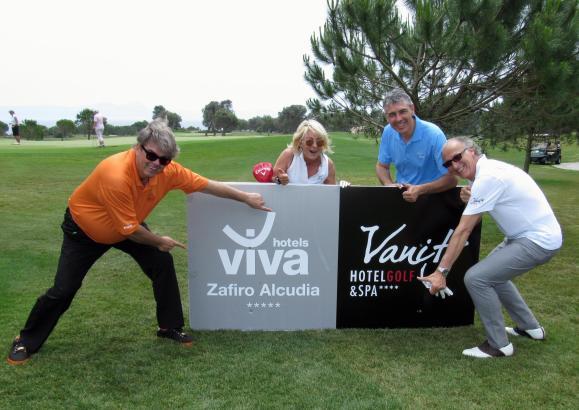 Beim diesjährigen MM-Frühlings-Cup spielten die Hotelmarken Viva und Vanity (gehören zur selben Gruppe) eine wichtige Rolle.