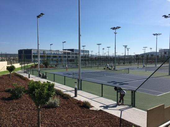 Die amerikanische Privatschule wird sich auf dem Gelände des Tennis-Leistungszentrums in Manacor befinden.