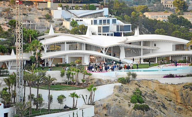 Die Villa Ashley auf Mallorca.