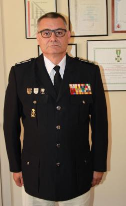 Palmas künftiges Chef der Lokalpolizei: Josep Palouzié.