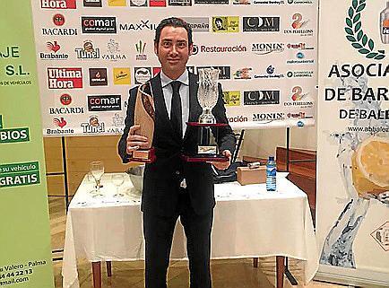 Andreu Genestar bei der Vorentscheidung auf Mallorca.