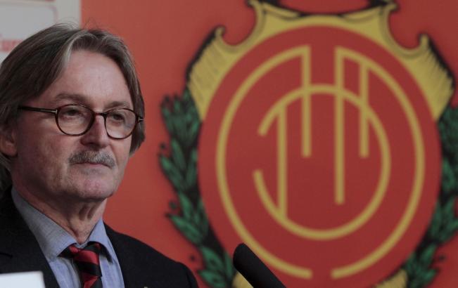 Monti Galmés ist schon seit seiner Kindheit Fan von Real Mallorca.