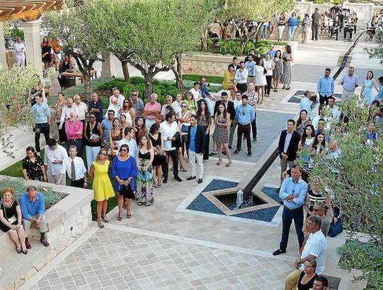 Eröffnungsfeier im Park Hyatt Mallorca in Canyamel.
