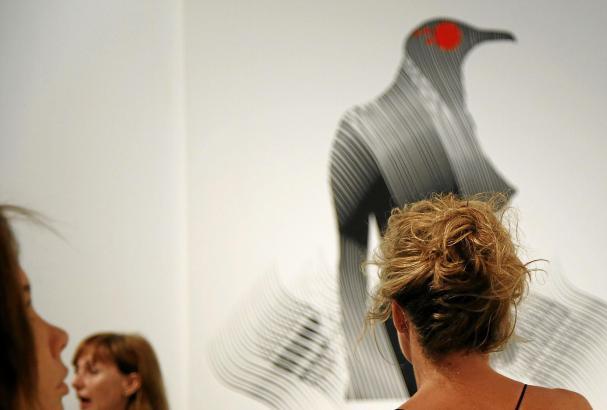 Die Kunstwerke aus Lateinamerika sind bis zum 2. Oktober im Museum Es Baluard zu sehen.