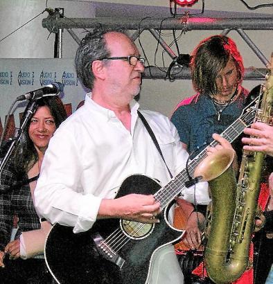Seit vier Jahren rocken Willi Meyer & Friends die Insel.
