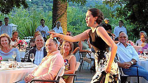 Das Hotel Castell Son Claret bietet kulinarischen und musikalischen Hochgenuss.