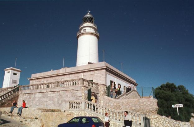 Der Leuchtturm von Formentor, der nördlichsten Spitze von Mallorca, ist erst seit 2006 für Touristen zugänglich.