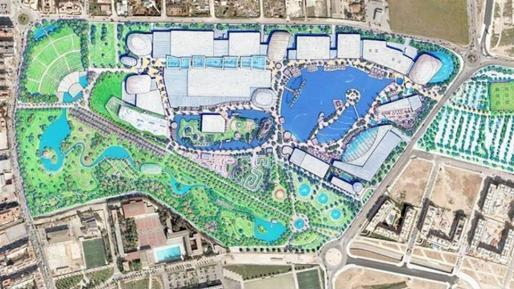 So könnte die geplante Freizeitanlage aussehen.