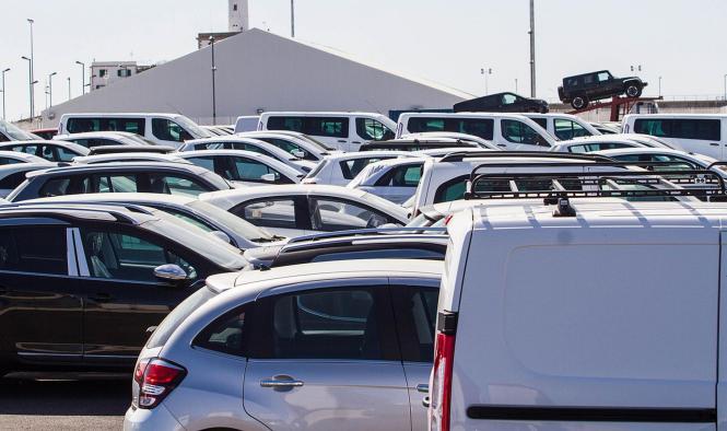 Bis zu 60.000 Mietwagen werden im August auf Mallorcas Straßen erwartet.