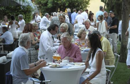 MM-Sommerfest in der Villa Wesco