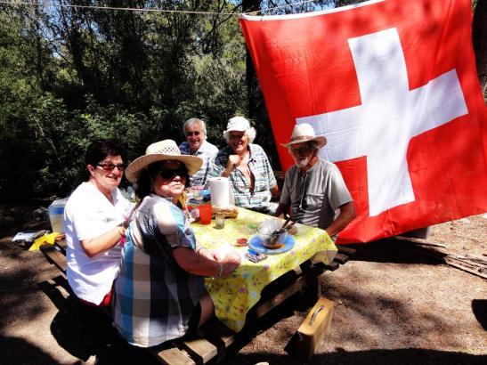 Die Schweizer auf Mallorca sind in zwei verschiedenen Clubs organisiert.