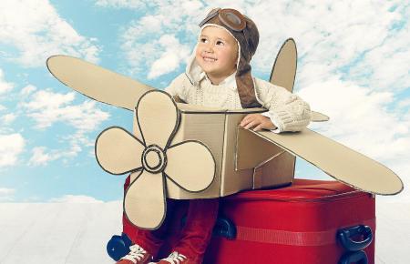 Mallorca-Airlines bieten besondere Betreuung für Kinder an, die ohne Begleitung reisen