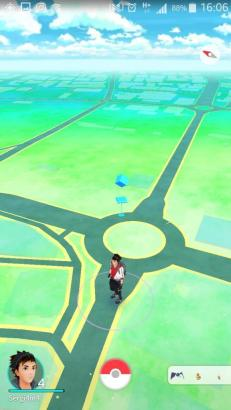 """Das neue """"Pokémon Go"""" ist auch auf Mallorca sehr beliebt."""