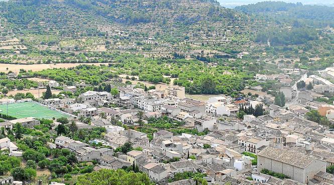 In Mancor de la Vall muss Wasser gespart werden.