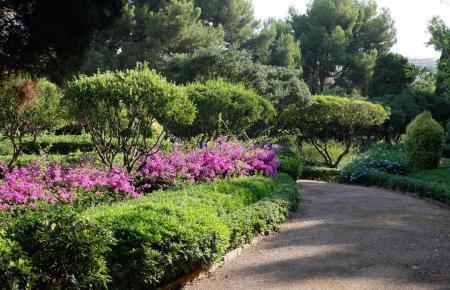 Ab Februar 2017 wird die königliche Gartenanlage für die Öffentlichkeit zugänglich sein.