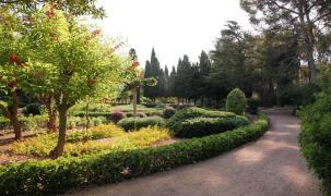 Eine Fläche von 9.155 Quadratmeter kann besichtigt werden.