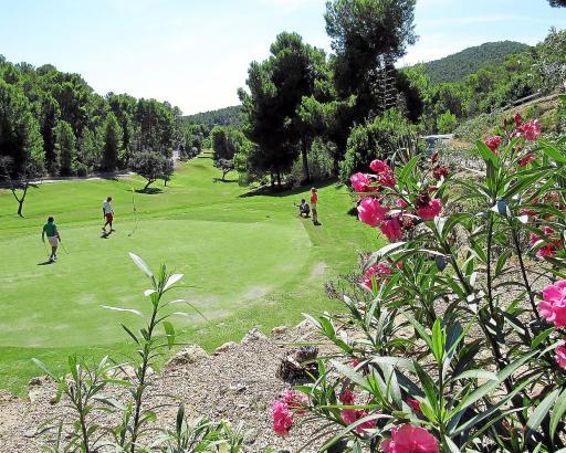 Bald ist es wieder so weit ... Das Bild stammt von der MM-Golftrophy in Camp de Mar im vergangenen Jahr.