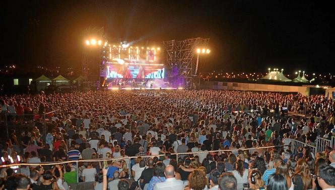 Für die Festival-Premiere rechnen die Veranstalter mit 3000 bis 4000 Besuchern.