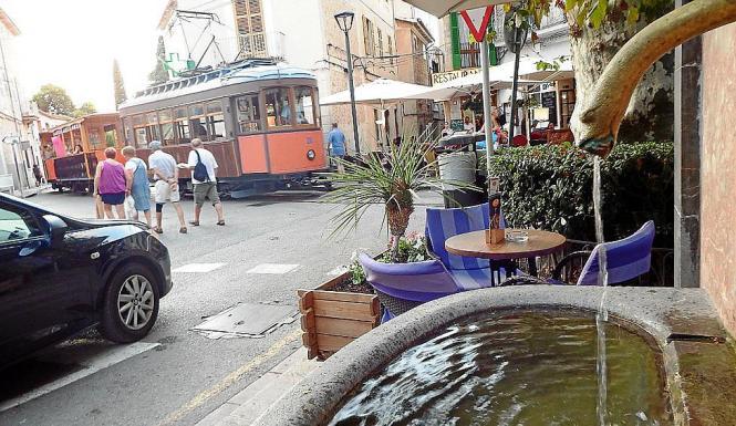 Die Wasserkapazität der Stadtbrunnen soll auf ein Minimum gesenkt werden.