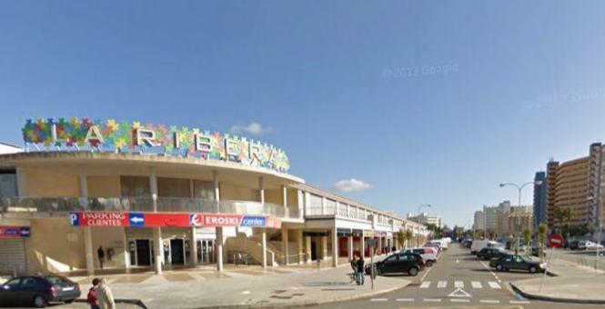 """Das Box-Studio soll im """"Centro Comercial La Ribera"""" eröffnet werden."""