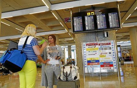 Besonders am Flughafen in Palma kam es in diesem Sommer zu vielen Verspätungen