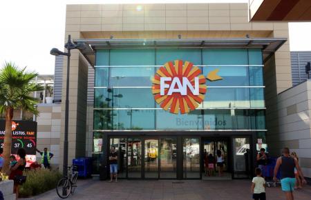 Einkaufszentrum Fan Mallorca Shopping eröffnet