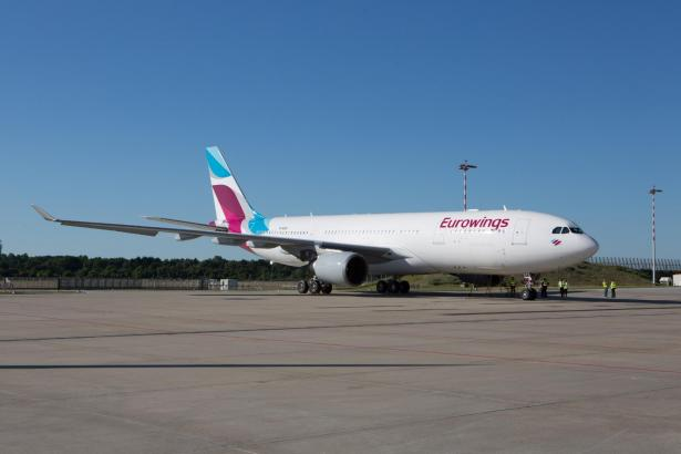 Eurowings will auf Mallorca durchstarten.
