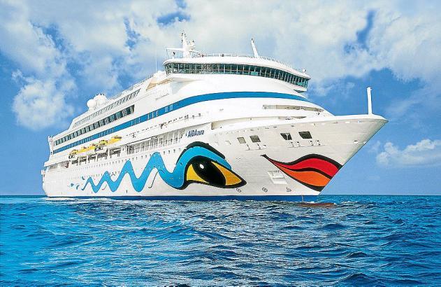 Im kommenden Jahr starten und enden viele Reisen der Aida-Aura in Palma. Wer Glück hat in der Scorekartentombola, ist bei einer