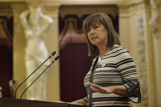 Balearen-Ministerpräsidentin Francina Armengol.