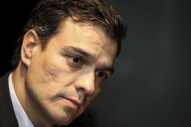 Pedro Sánchez ist am Samstag von seinem Amt als PSOE-Chef zurückgetreten.