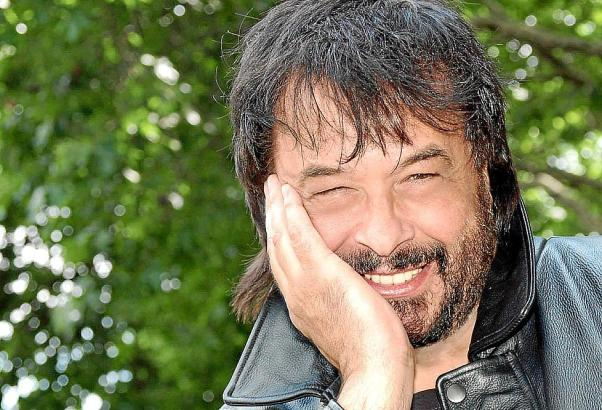 """2005 präsentierte Wolfgang Hildebrandt seinen Song """"United Nations"""" in New York vor 191 Vertretern der Vereinten Nationen."""