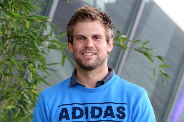 Moritz Fürste ist mit den deutschen Hockey-Herren zweimal Olympiasieger geworden. In Rio reichte es zu Plaz drei.