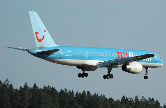Am Freitag, 7. Oktober, fallen fast alle Tuifly-Flüge aus.