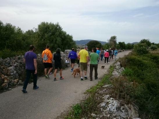 Sportliche Herausforderungen gibt es wahlweise über eine Distanz von zehn oder zwei Kilometern.