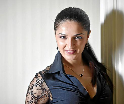 Die Sopranistin Narine Yeghi-yan ist seit 2013 Mitglied des Ensembles der Staatsoper Unter den Linden in Berlin.